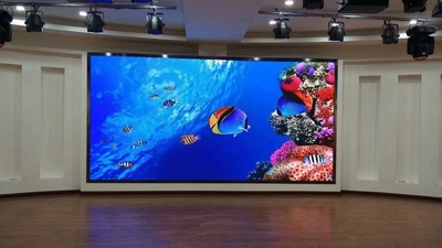 FHD Fixed Indoor LED Video Wall