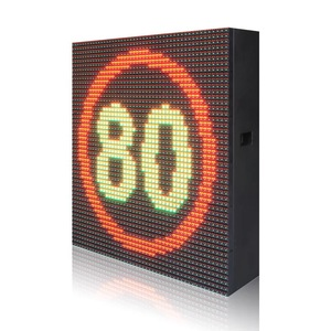 Traffic Information LED Display Screen